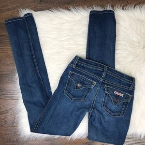Hudson tailored jeans signature bootcut 26